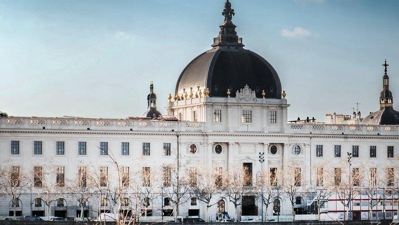 Visite guidée : Grand Hôtel Dieu de Lyon - Voix du Patrimoine - Maxime Sermet